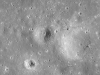 Vista dalla sonda LRO